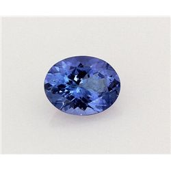Natural African Tanzanite 2.42ctw Loose Gemstone AA+