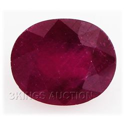 5.30ctw African Ruby Loose Gemstone