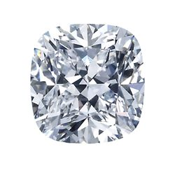 CERTIFIED Cushion 1.20 Ct. J, SI1, NONE