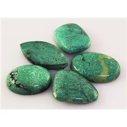 Natural Turquoise 246.38ctw Loose Gemstone 3pc Big Size