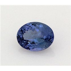 Natural African Tanzanite 2.37ctw Loose Gemstone AA+
