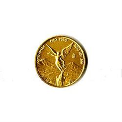 Mexico Gold Libertad Tenth Ounce 2010