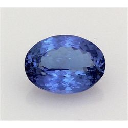 Natural African Tanzanite 4.36ctw Loose Gemstone AA+