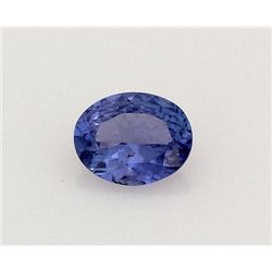 Natural African Tanzanite 2.02ctw Loose Gemstone AA+
