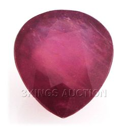 5.22ctw African Ruby Loose Gemstone
