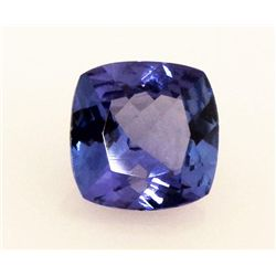 Natural African Tanzanite 3.17ctw Loose Gemstone AA+