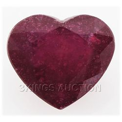 10.36ctw Afican Ruby Red Loose Gemstone