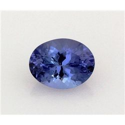 Natural African Tanzanite 1.78ctw Loose Gemstone AA+