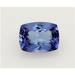 Natural African Tanzanite 3.46ctw Loose Gemstone AA+