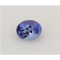 Natural African Tanzanite 3.26ctw Loose Gemstone AA+