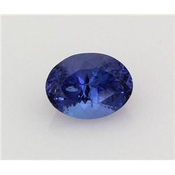 Natural African Tanzanite 3.14ctw Loose Gemstone AA+