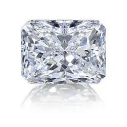 CERTIFIED Radiant 0.96 Ct. H, SI2, EGL USA