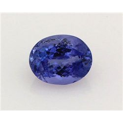 Natural African Tanzanite 3.22ctw Loose Gemstone AA+