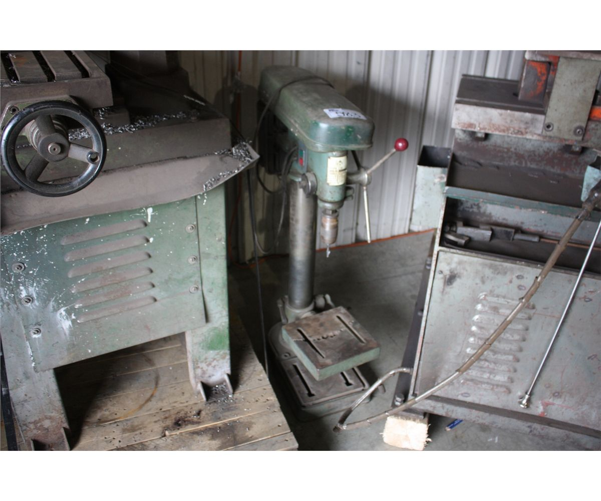 Jet 13r Table Top Drill Press Able Auctions