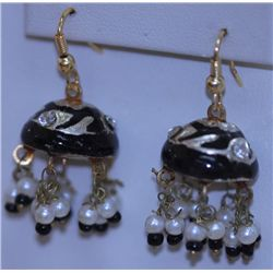 25.80 CTW FASHION JEWELRY EARRING