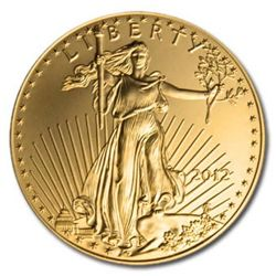US American Gold Eagle Uncirculated 1 oz.
