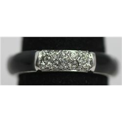 BACK RING WITH CZ