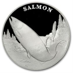 2003 National Wildlife Refuge System - Salmon (Proof)