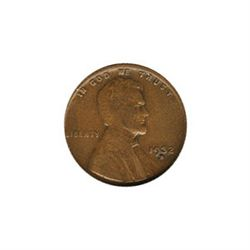 Lincoln Cent G-VG 1932-D