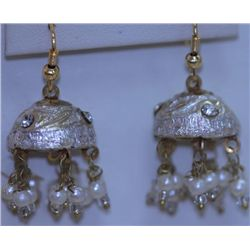 24.15 CTW FASHION JEWELRY EARRING