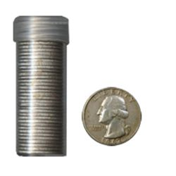90% Silver Washington Quarters Roll (40 pcs.)