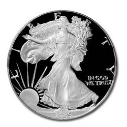 Proof Silver Eagle 1989-S