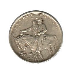 US Commemorative Half Dollar 1925 Stone Mountain VF-XF