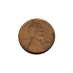 Lincoln Cent G-VG 1928