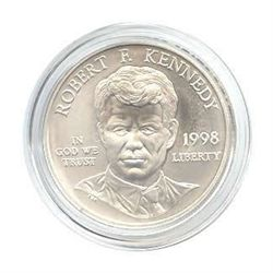 US Commemorative Dollar Uncirculated 1998-S R.F.K.