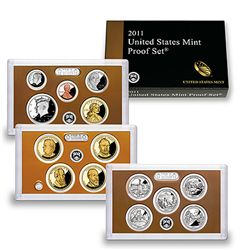 US Proof Set 2011