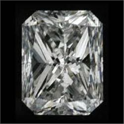 EGL CERT 0.51 CTW RADIANT DIAMOND G/VS2