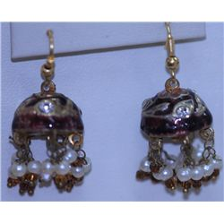 26.50 CTW FASHION JEWELRY EARRING