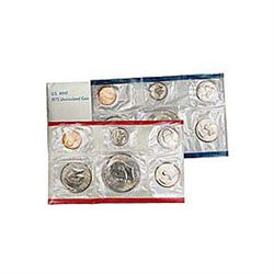 Uncirculated Mint Set 1975