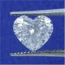 EGL CERT 1.04 CTW HEART DIAMOND G/VS2