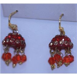 16.30 CTW FASHION JEWELRY EARRING