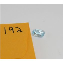 Light Topaz Cut & Faceted 1.65 carat   ***Very Nice Stone***