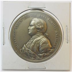 Nathaniel Green Commemorative Medal