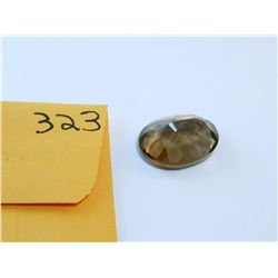 Smoky Topaz 16.5 carat  ***Cut & Faceted***   Beautiful Stone