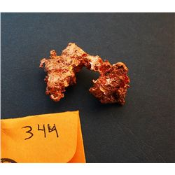 *Copper Nugget  27 grams* nice piece