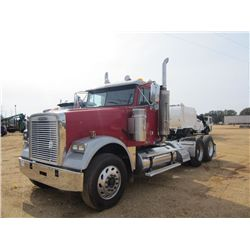 2007 freightliner classic flc120 t a truck tractor s n for Freightliner mercedes benz