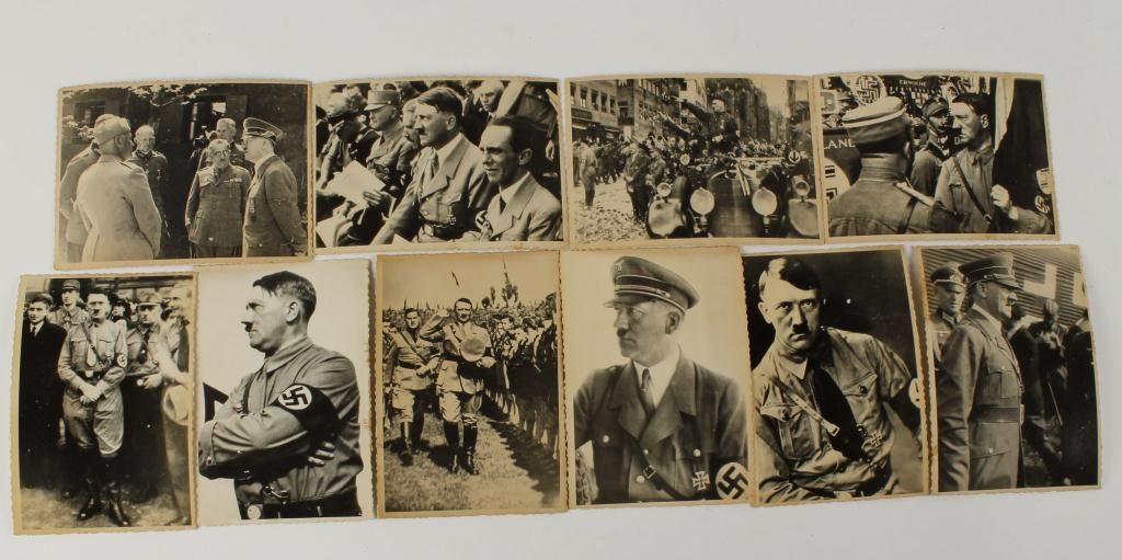 a biography of adolf hitler a dictator of germany Adolf hitler - dictator, 1933–39: once in power, hitler established an absolute   the disappearance of the catholic centre party was followed by a german.