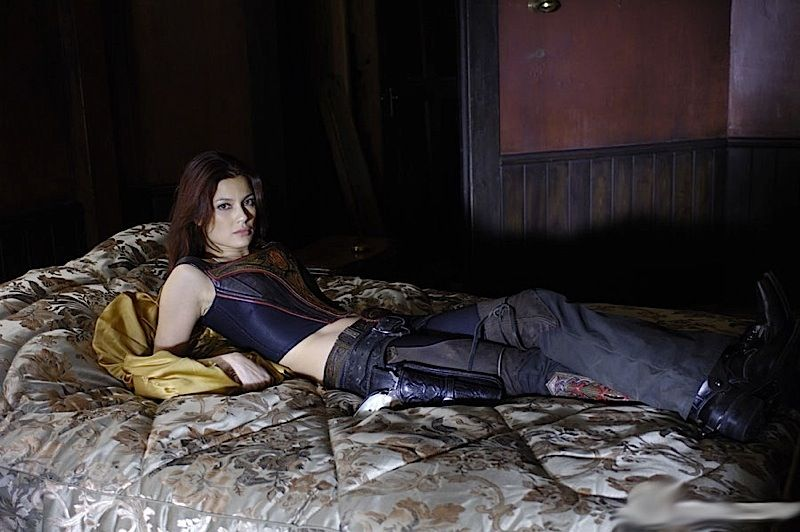 BloodRayne: Deliverance - Rayne's Outfit (Natassia Malthe)