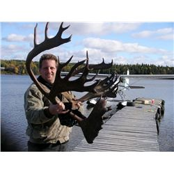 6-day Newfoundland Woodland Caribou Hunt 2014