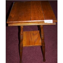 FINE ANTIQUE SIDE TABLE