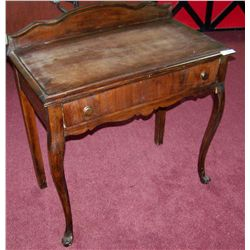 FINE VINTAGE/ ANTIQUE WOOD DESK