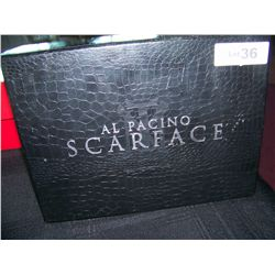 """SCARFACE"" PRESTIGE MOVIE PACKAGE"