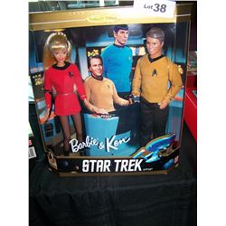 COLLECTOR'S EDITION STAR TREK BARBIE