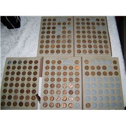EXTREMELY RARE LINCOLN PENNY COLLECTION 1909-1924 MANY KEY & IMPORTANT DATES INCLU: 1910-S,1911-S,