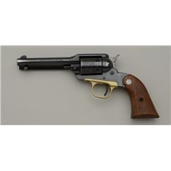 Ruger Bearcat .22 caliber single-action  revolver in near fine original condition  serial number 91