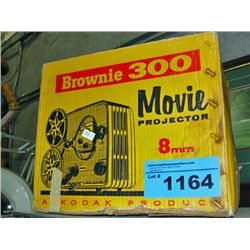 Brownie 300 movie projector